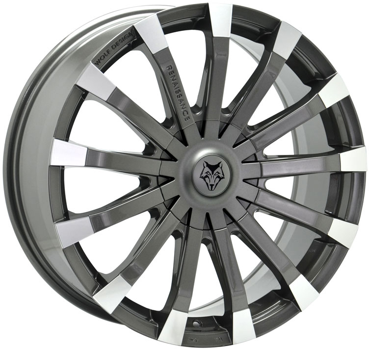 Wolf Design Renaissance Alloy Wheels
