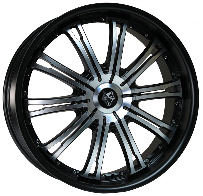 Wolf Design Vermont Alloy Wheels