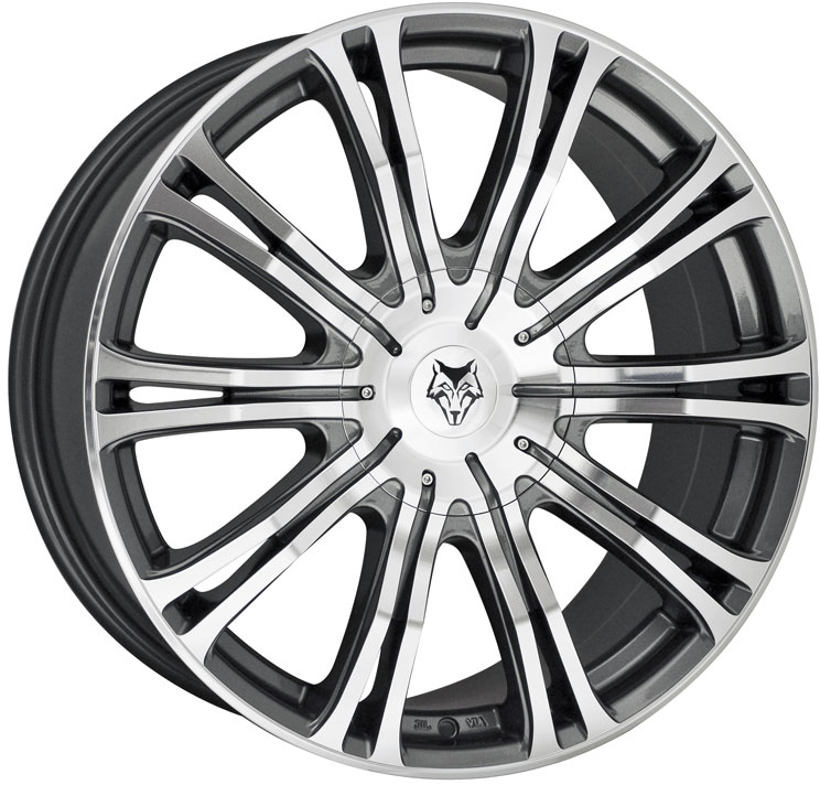 Clearance Sale Wolfrace Vermont Sport Alloy Wheels