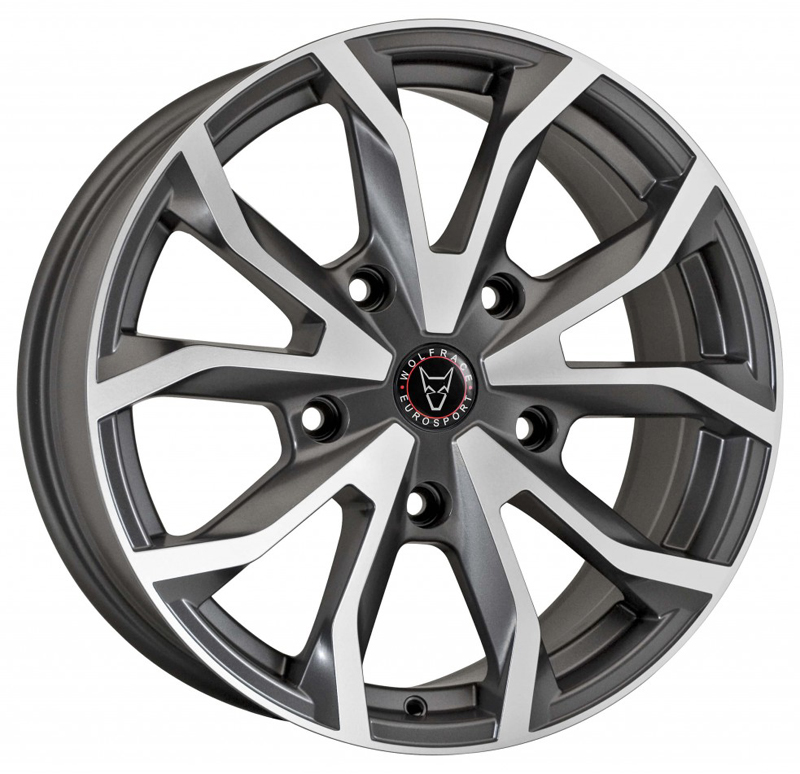 Wolfrace Eurosport Assassin TRS Alloy Wheels