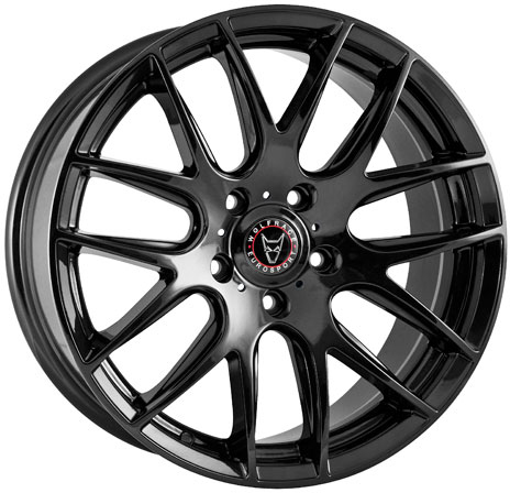 Wolfrace Eurosport Munich Alloy Wheels