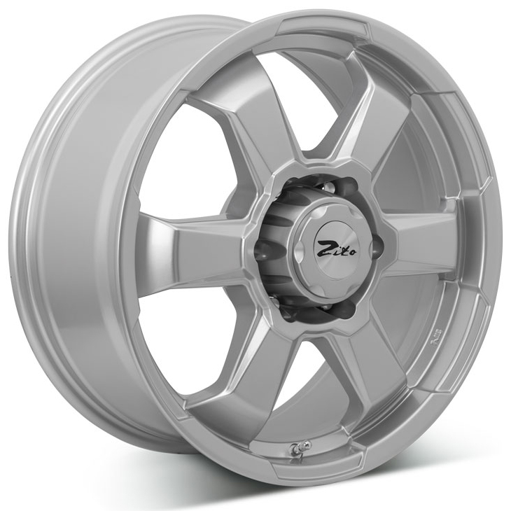 Zito SJ19 Alloy Wheels