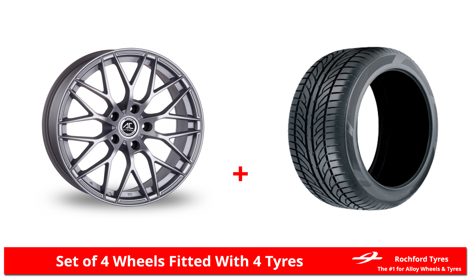 Alloy-Wheels-amp-Tyres-16-034-AC-Saphire-For-BMW-1-Series-E82-07-13