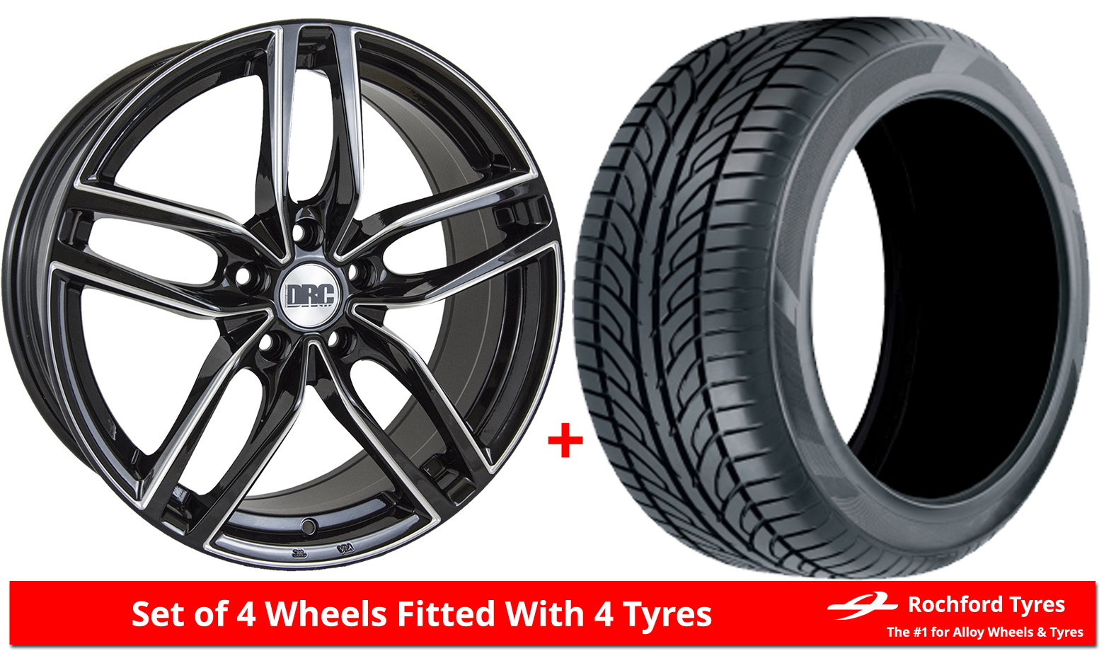 Alloy Wheels Tyres 18 Drc Drs For Mini Clubman F54 15 18 For Sale